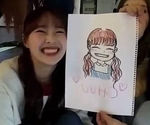 kpop, chuu, and jiwoo image
