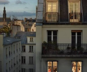 city, paris, and building image