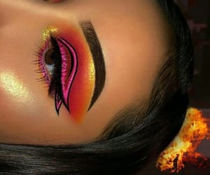 beauty, glam, and makeup inspiration image