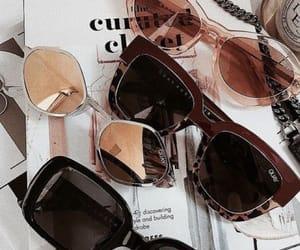 fashion, sunglasses, and vintage image