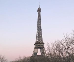 beauty, eiffel tower, and europe image