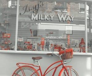 theme, aesthetic, and bike image