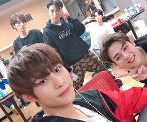 ten, wayv, and yangyang image