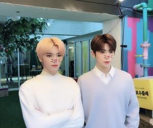 jaehyun, taeyong, and idol image