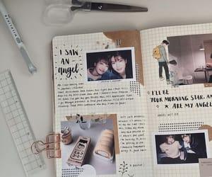 aesthetic, handwriting, and inspo image