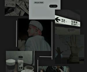 v, bts, and kpop edits image