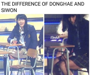 donghae, eunhyuk, and funny image