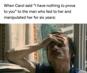 carol, Marvel, and movie image