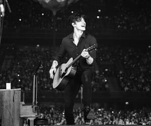 blackandwhite, mendes, and shawn image