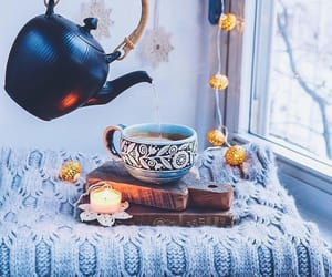 tea and lights image
