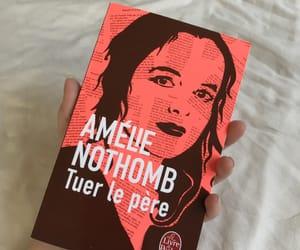 book, livre, and amélie nothomb image