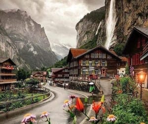 mountains, switzerland, and beautiful image