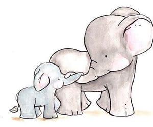 art and elephant image