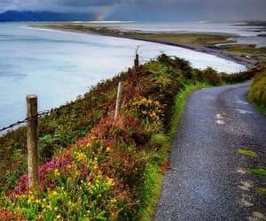 european, ireland, and journey image