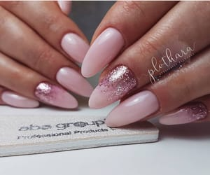 acryl, pink, and pretty image