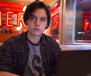cole sprouse, riverdale, and jughead image