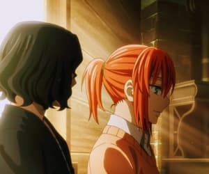 anime, anime boy, and the ancient magus bride image