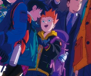 cropped, cleaned, and mob psycho 100 image