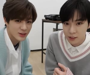 doyoung, nct, and nct127 image