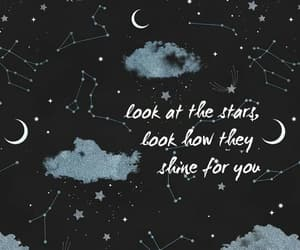 background, coldplay, and Lyrics image