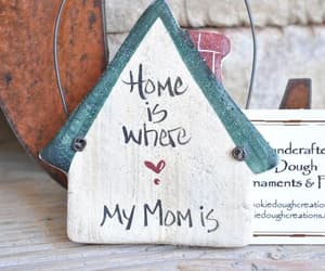 etsy, christmas ornament, and gifts for mom image