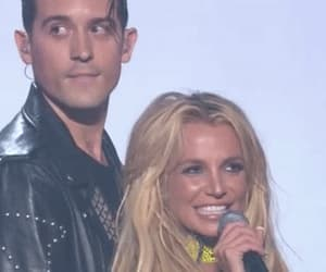 britney spears, concert, and gif image