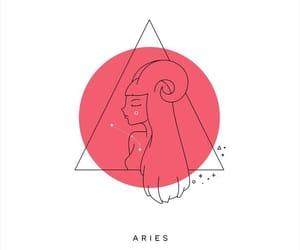 aries, zodíaco, and signo image