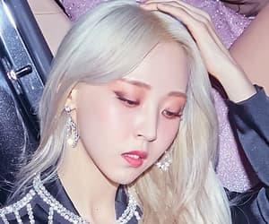 kpop, comeback, and white wind image