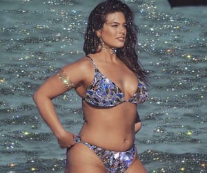 bikini and glitter image