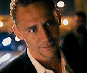 gif, the night manager, and tom hiddleston image