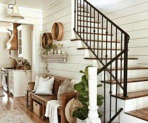 home, decoration, and farmhouse image