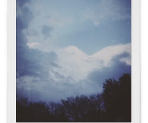 blue, clouds, and light blue image