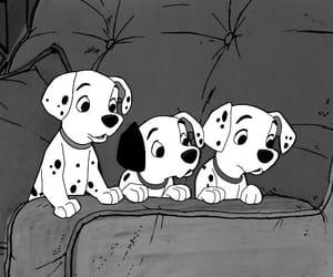 disney, dog, and dalmatian image