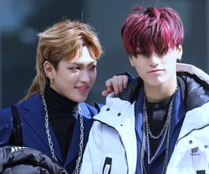 k-pop, jongho, and seonghwa image