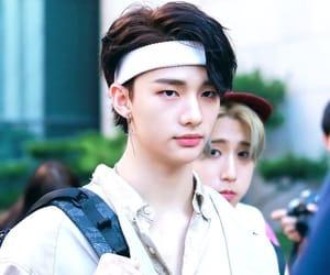 idol, hyunjin, and JYP image