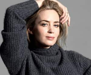 actress, Emily Blunt, and hollywood image