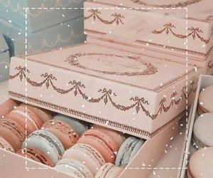 macarons, food, and laduree image