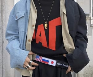fashion, look, and streetwear image