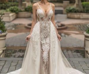 bride, princess, and elegant image
