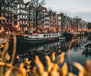 adventure, amsterdam, and boats image