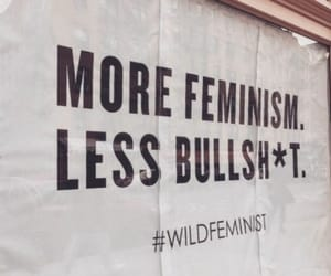 feminism, empowerment, and quotes image