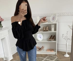 clothes, girl, and looks image