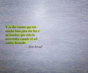 frases en español, ron israel, and pharase image