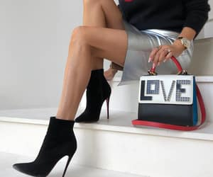 fashion, outfits, and shoes image