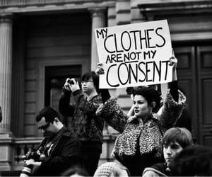 clothes, equality, and feminism image