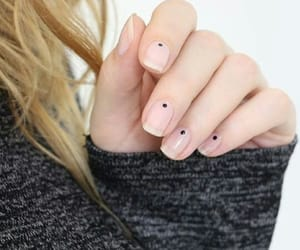art, hands, and manicure image