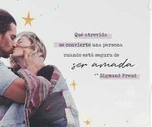 amor, pareja, and textos image