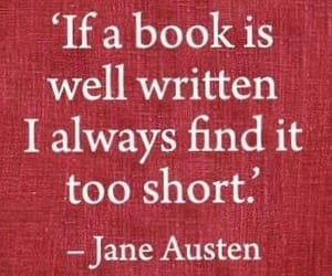 book, jane austen, and quotes image