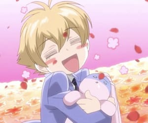 anime, honey senpai, and mitsukuni haninozuka image