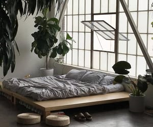 bedroom, home, and beds image